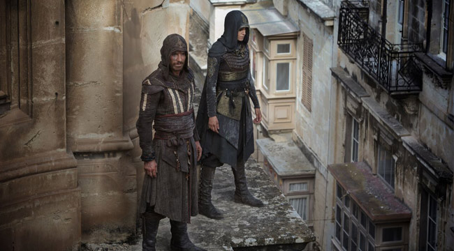 'Assassin 's Creed' tung trailer khoe loạt cảnh Pakour y hệt game